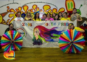 Celebrating Pride at Lava Javas