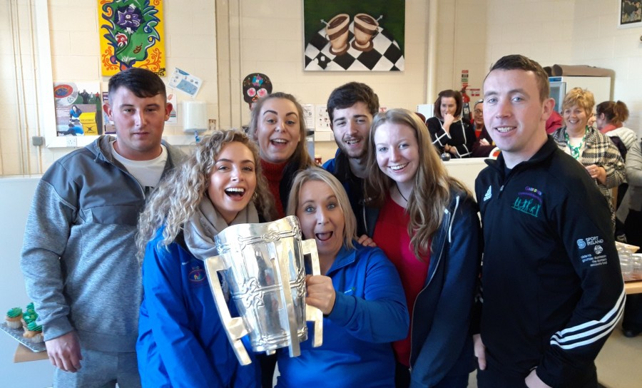 Garryowen Youth Together Project with Liam MacCarthy