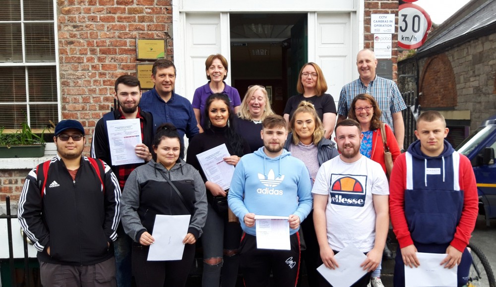 LCA Class Thrilled with Results